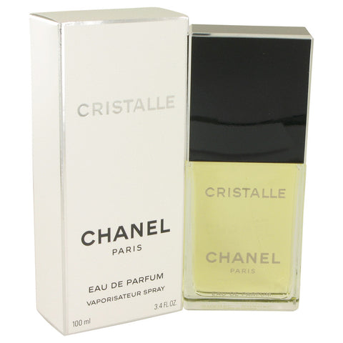 Eau De Parfum Spray 3.4 oz, CRISTALLE by Chanel