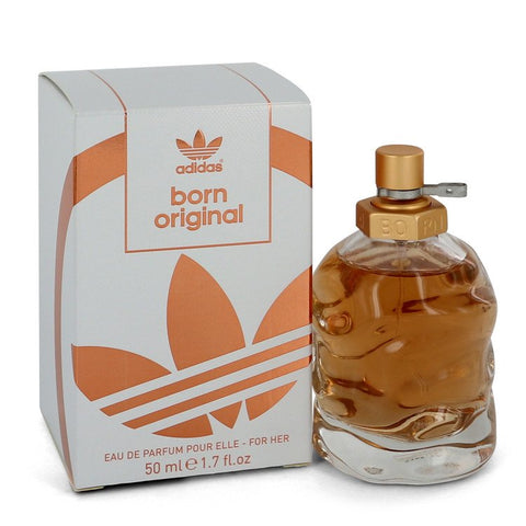 Adidas Born Original by Adidas for Women. Eau De Parfum Spray 1.7 oz