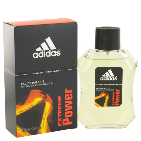 Eau De Toilette Spray 3.4 oz, Adidas Extreme Power by Adidas