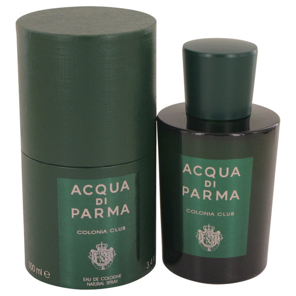 Eau De Cologne Spray 3.4 oz, Acqua Di Parma Colonia Club by Acqua Di Parma