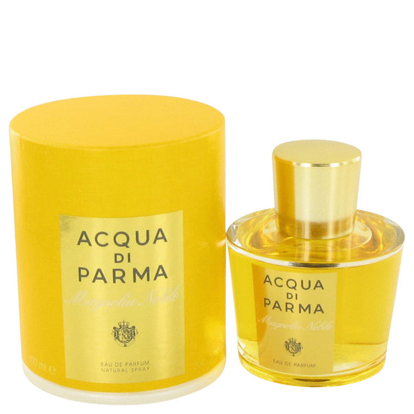 Eau De Parfum Spray 3.4 oz, Acqua Di Parma Magnolia Nobile by Acqua Di Parma