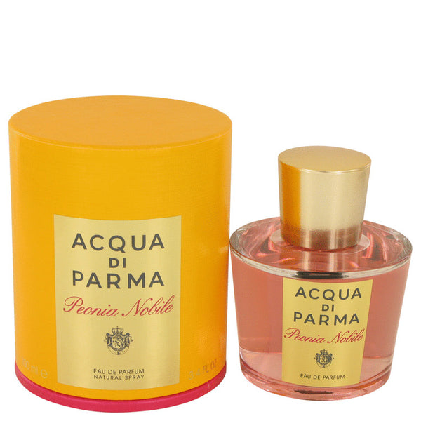 Eau De Parfum Spray 3.4 oz, Acqua Di Parma Peonia Nobile by Acqua Di Parma