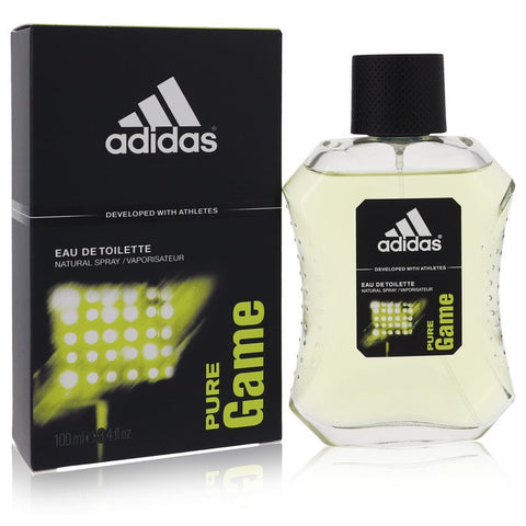 Eau De Toilette Spray 3.4 oz, Adidas Pure Game by Adidas
