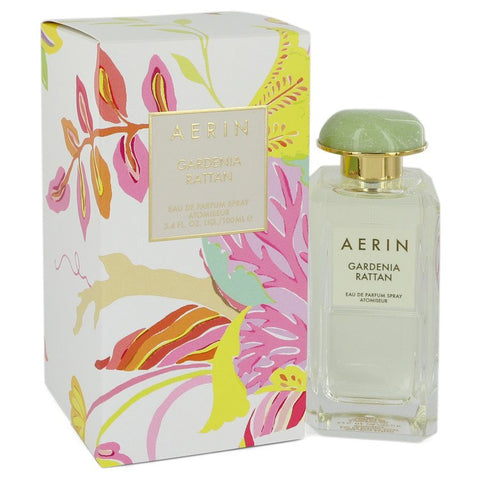 Aerin Gardenia Rattan by Aerin for Women. Eau De Parfum Spray 3.4 oz