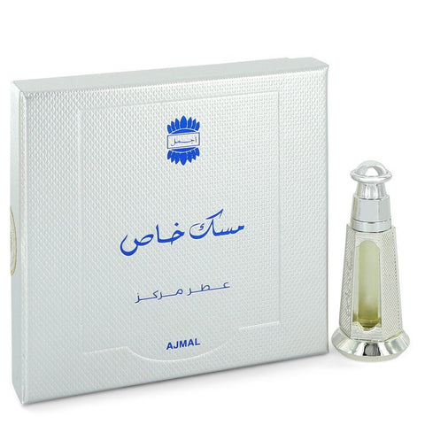 Ajmal Musk Khas by Ajmal for Men and Women. Concentrated Perfume Oil (Unisex) 0.1 oz