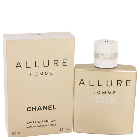 Eau De Parfum Spray 3.4 oz, Allure Homme Blanche by Chanel