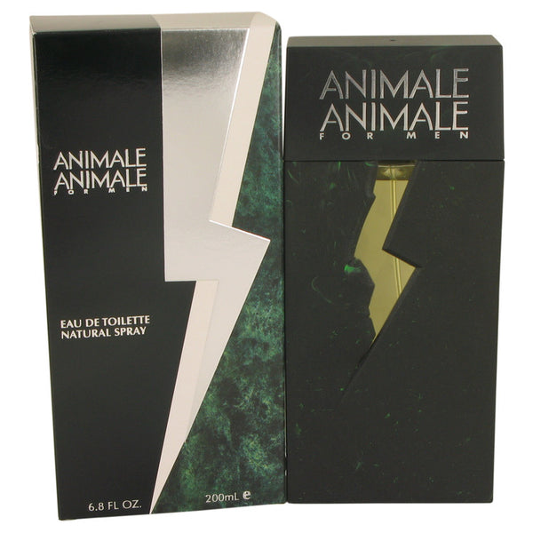 Eau De Toilette Spray 6.7 oz, ANIMALE ANIMALE by Animale