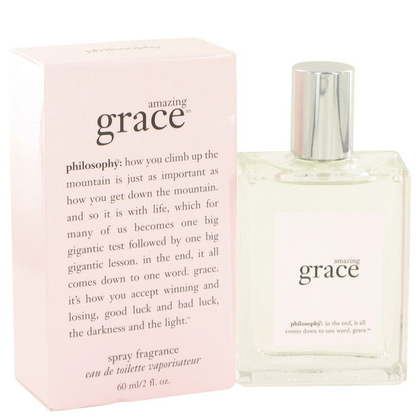 Eau De Toilette Spray 2 oz, Amazing Grace by Philosophy