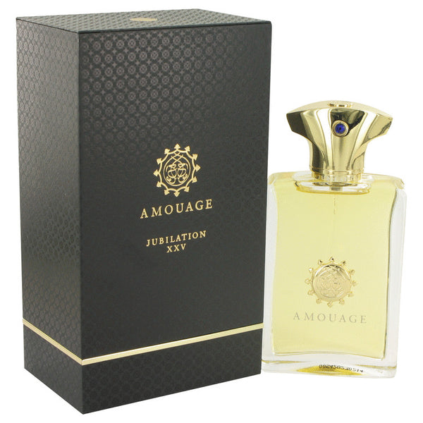Eau De Parfum Spray 3.4 oz, Amouage Jubilation XXV by Amouage