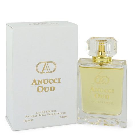 Anucci Oud by Anucci for Women. Eau De Parfum Spray 3.4 oz