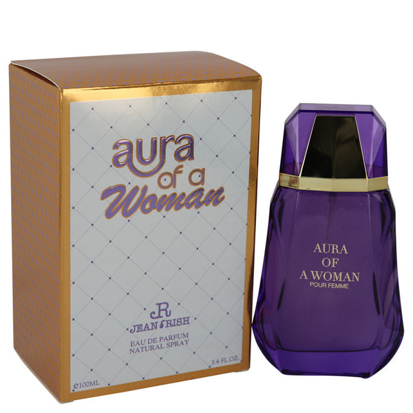 Eau De Parfum Spray 3.4 oz, Aura of a Woman by Jean Rish