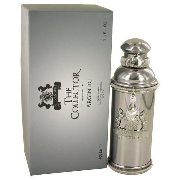 Eau De Parfum Spray 3.4 oz, Argentic by Alexandre J