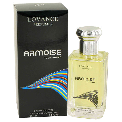 Eau De Toilette Spray 3.4 oz, Armoise by Lovance