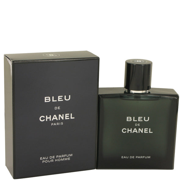 Eau De Parfum Spray 3.4 oz, Bleu De Chanel by Chanel