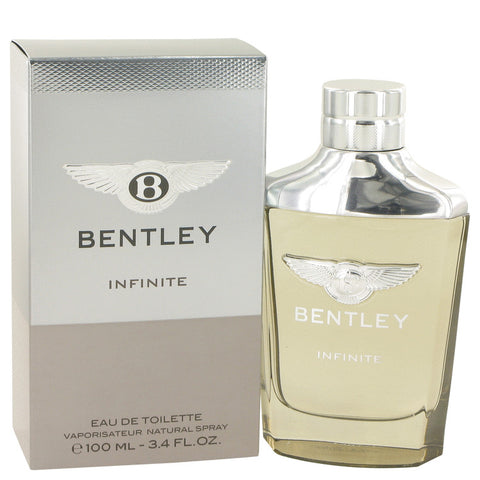 Eau De Toilette Spray 3.4 oz, Bentley Infinite by Bentley