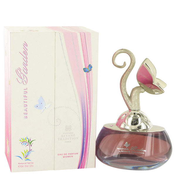 Eau De Parfum Spray 3.3 oz, Beautiful Garden by Reyane Tradition