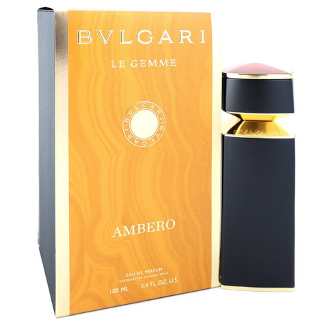 Bvlgari Le Gemme Orientali Zahira by Bvlgari for Men. Eau De Parfum Spray 3.4 oz
