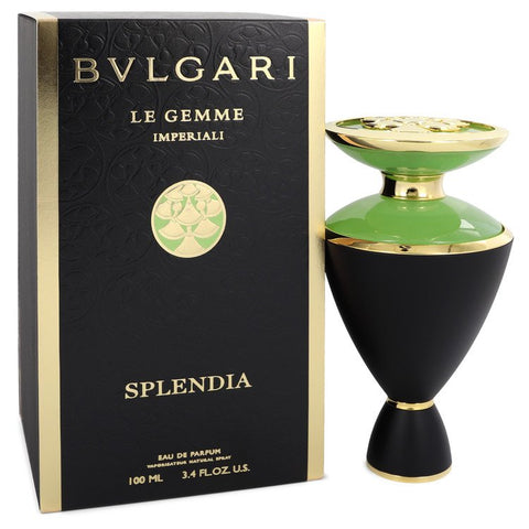 Bvlgari Le Gemme Imperiali Splendia by Bvlgari for Women. Eau De Parfum Spray 3.4 oz