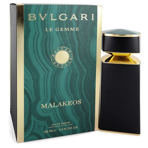 Bvlgari Le Gemme Malakeos by Bvlgari for Men. Eau De Parfum Spray 3.4 oz