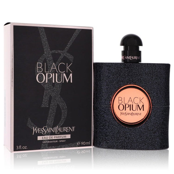 Eau De Parfum Spray 3 oz, Black Opium by Yves Saint Laurent