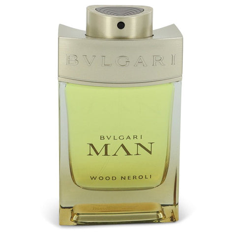 Bvlgari Man Wood Neroli by Bvlgari for Men. Eau De Toilette Spray (Tester) 3.4 oz