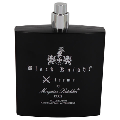 Black Knight Extreme by Marquise Letellier for Men. Eau De Parfum Spray (Tester) 3.3 oz