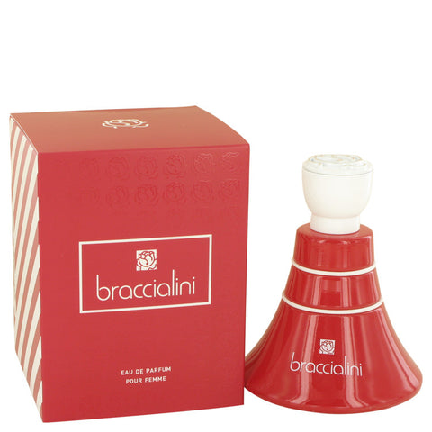 Eau De Parfum Spray 3.4 oz, Braccialini Red by Braccialini