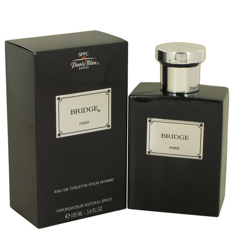 Eau De Toilette Spray 3.4 oz, Bridge Paris Bleu by Paris Bleu