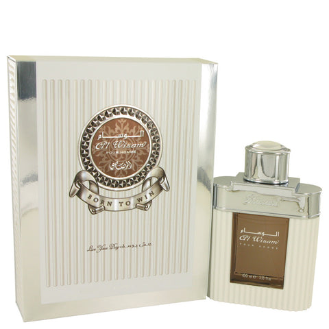 Eau De Parfum Spray 3.33 oz, Al Wisam Day Born To Win by Rasasi