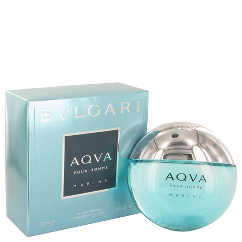Eau De Toilette Spray 5 oz, Bvlgari Aqua Marine by Bvlgari