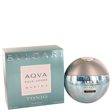 Eau De Toilette Spray 3.4 oz, Bvlgari Aqua Marine Toniq by Bvlgari