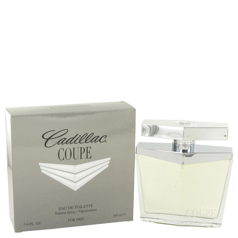 Eau De Toilette Spray 3.4 oz, Cadillac Coupe by Cadillac