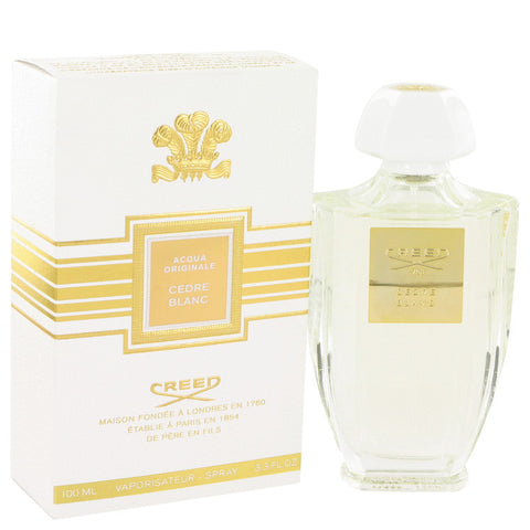 Eau De Parfum Spray 3.3 oz, Cedre Blanc by Creed