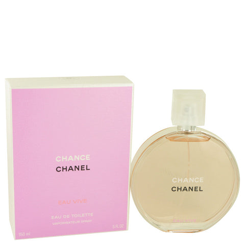 Eau De Toilette Spray 5 oz, Chance Eau Vive by Chanel