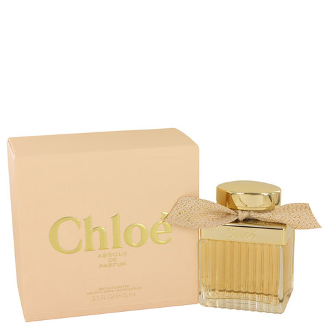 Eau De Parfum Spray 2.5 oz, Chloe Absolu De Parfum by Chloe
