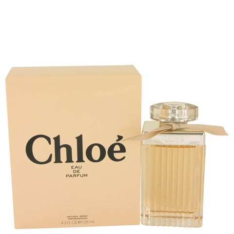 Eau De Parfum Spray 4.2 oz, Chloe (New) by Chloe