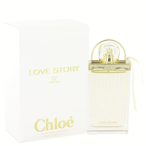 Eau De Parfum Spray 2.5 oz, Chloe Love Story by Chloe