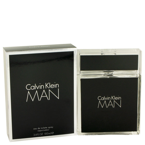 Eau De Toilette Spray 3.4 oz, Calvin Klein Man by Calvin Klein