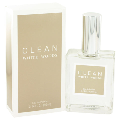Eau De Parfum Spray (Unisex) 2.14 oz, Clean White Woods by Clean