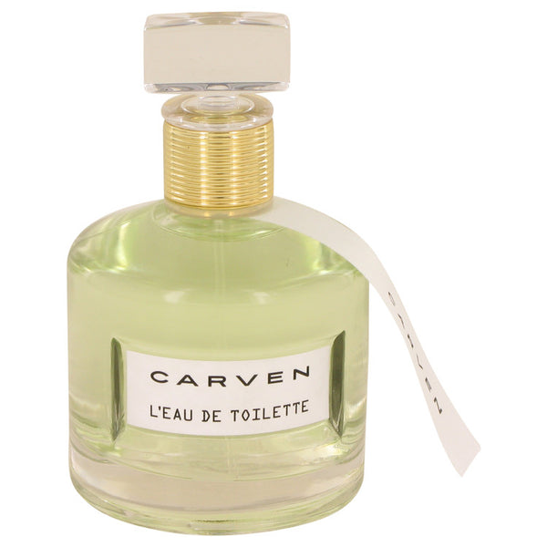 Eau De Toilette Spray (Tester) 3.4 oz, Carven L`eau De Toilette by Carven