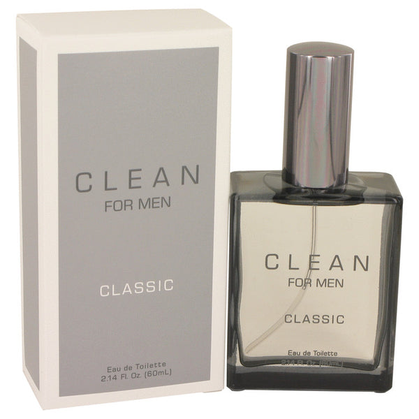 Eau De Toilette Spray 2.14 oz, Clean Men by Clean