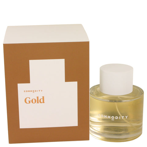 Commodity Gold by Commodity for Women. Eau De Parfum Spray 3.4 oz