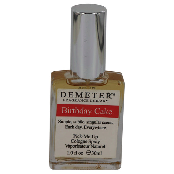 Demeter Birthday Cake by Demeter for Women. Cologne Spray 1 oz (unboxed)