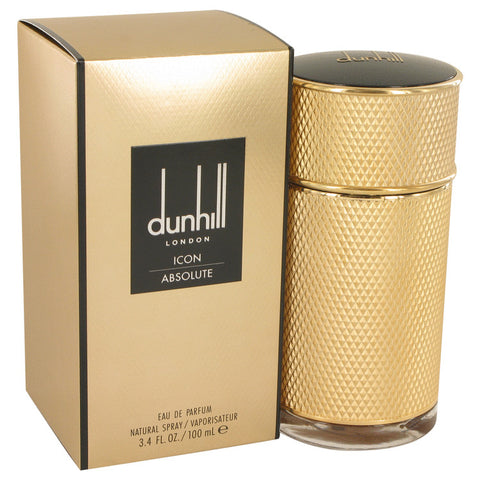 Eau De Parfum Spray 3.4 oz, Dunhill Icon Absolute by Alfred Dunhill