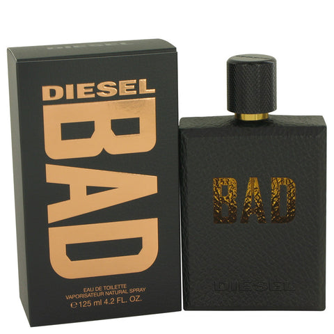 Eau De Toilette Spray 4.2 oz, Diesel Bad by Diesel