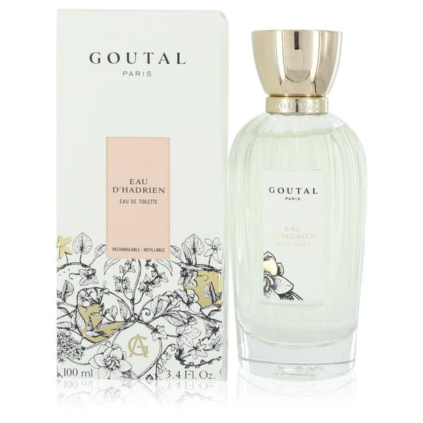 Eau D'hadrien by Annick Goutal for Women. Eau De Toilette Refillable Spray 3.4 oz