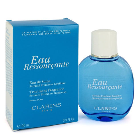 Eau Ressourcante by Clarins for Women. Treatment Fragrance Spray 3.3 oz