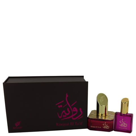 Eau De Parfum Spray + Free .67 oz Travel EDP Spray 1.7 oz, Riwayat El Ta`if by Afnan