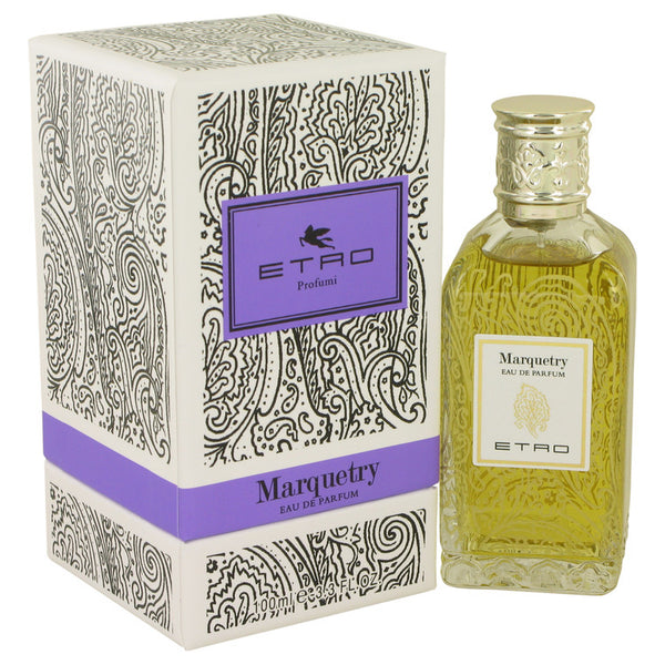 Etro Marquetry by Etro for Women. Eau De Parfum Spray (Unisex) 3.3 oz