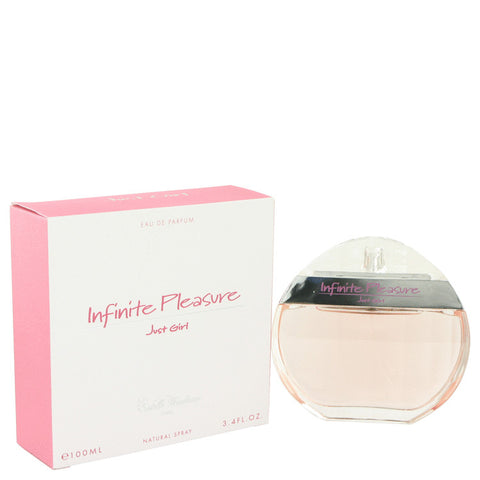 Eau De Parfum Spray 3.4 oz, Infinite Pleasure Just Girl by Estelle Vendome